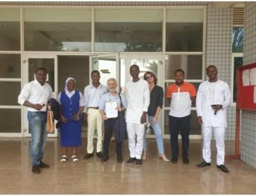 Benin: anche medici italiani nella lotta al coronavirus