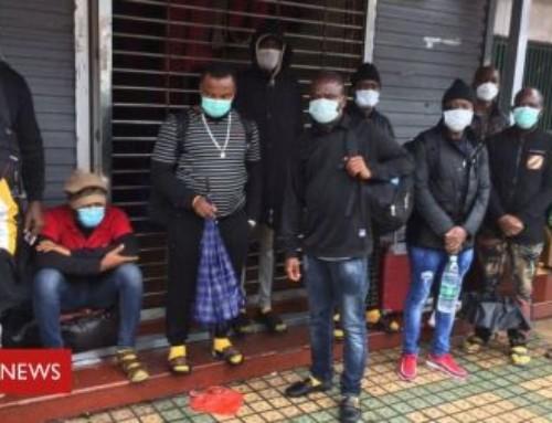 Più difficile vivere in Cina per gli immigrati africani nell'emergenza coronavirus